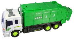 ラジコン ゴミ箱 童友社(DOYUSHA)/D-004821/はたらく車両 ゴミ収集車