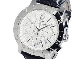 ブルガリブルガリ 腕時計(メンズ) ブルガリ BVLGARI 自動巻き クロノグラフ メンズ 腕時計 BB42WSLDCH (代引き不可)【送料無料】【ポイント10倍】【楽ギフ_包装】