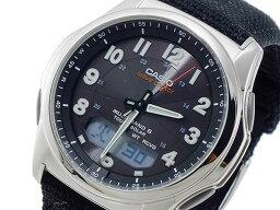ウェーブ カシオ CASIO ウェーブセプター WAVE CEPTOR ソーラー メンズ 腕時計 時計 WVA-M630B-1AJF【ポイント10倍】