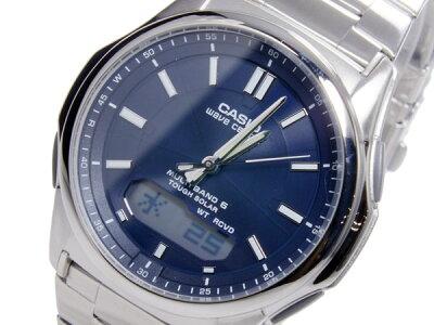カシオ CASIO ウェーブセプター WAVE CEPTOR ソーラー メンズ 腕時計 時計 WVA-M630D-2AJF【楽ギフ_包装】【ポイント10倍】