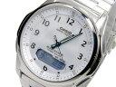 ウェーブ カシオ CASIO ウェーブセプター WAVE CEPTOR ソーラー メンズ 腕時計 時計 WVA-M630D-7AJF【楽ギフ_包装】【ポイント10倍】