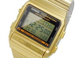 データバンク カシオ CASIO データバンク DATA BANK デジタル メンズ デュアルタイム 腕時計 時計 DB-380G-1【ポイント10倍】