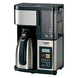 象印 象印 コーヒーメーカー 10杯 EC-YS100-XB ステンレスブラック【ポイント10倍】【送料無料】【smtb-f】