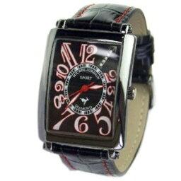 ミッシェルジョルダン michelJurdain (ミッシェル・ジョルダン) 腕時計 スポーツ ダイヤモンド レザー オールブラック メンズ SG3000-2 メンズ