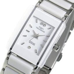 テクノス テクノス TECHNOS クオーツ レディース 腕時計 TSL906TW ホワイト