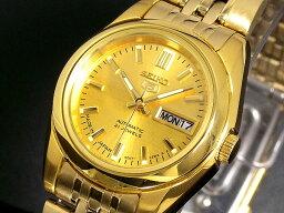 セイコーファイブ セイコー 5 SEIKO ファイブ 腕時計 自動巻き レディース SYMA38J1【送料無料】