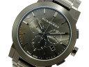 バーバリー 腕時計(メンズ) バーバリー BURBERRY クオーツ メンズ クロノ 腕時計 BU9354【楽ギフ_包装】【送料無料】