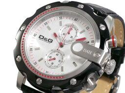 sean 腕時計(メンズ) D&G ドルチェ&ガッバーナ 腕時計 SEAN クロノグラフ DW0366【楽ギフ_包装】【送料無料】