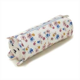 キャスキッドソン Cath Kidston ペンケース Kids Novelty Bear Pencil Case 789653 レディース Mini Primrose Spray Off White ホワイトフラワー柄【送料無料】