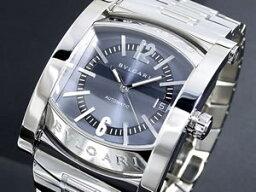 アショーマ 腕時計(メンズ) ブルガリ BVLGARI アショーマ クロノグラフ 自動巻き 48mm AA48C14SSDCH【送料無料】【楽ギフ_包装】