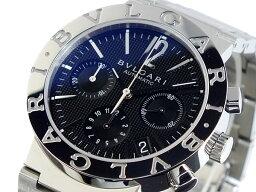 ブルガリブルガリ 腕時計(メンズ) ブルガリ BVLGARI ブルガリ ブルガリ 自動巻き クロノ 腕時計 BB38BSSDCH【送料無料】【楽ギフ_包装】