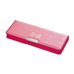 メゾピアノ クツワ 筆箱 メゾピアノ 2ドア 削り付 ピンク 379MZPK