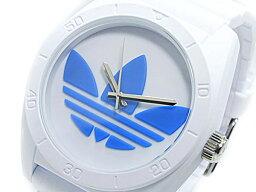 アディダス 腕時計(メンズ) アディダス ADIDAS サンティアゴ クオーツ メンズ 腕時計 時計 ADH2921【楽ギフ_包装】【送料無料】
