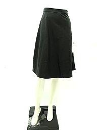 ザラ ZARA BASIC/ザラベーシック/スカート/ブラック/XSサイズ/ザラジョ/レザー調/シンプル/膝丈/レディース【未使用】