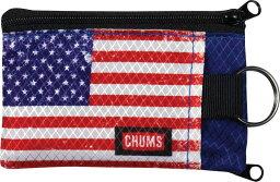 チャムス チャムス メンズ 財布 アクセサリー Chums Surfshort USA Wallet No Color