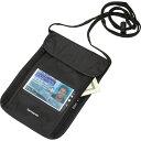 サムソナイト サムソナイト メンズ 財布 アクセサリー RFID Security Neck Pouch Black