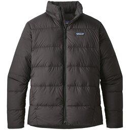 パタゴニア パタゴニア メンズ ジャケット・ブルゾン アウター Patagonia Silent Down Jacket Black