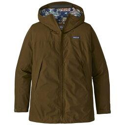 パタゴニア パタゴニア メンズ ジャケット・ブルゾン アウター Patagonia Departer GORE-TEX Jacket Sediment