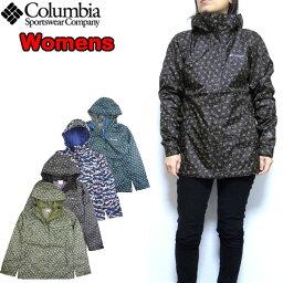 コロンビア コロンビア Columbia レディース ジャケット Arcadia Print Jacket 迷彩 マウンテンパーカー レイン XS S M L