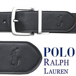 ラルフローレン ベルト(メンズ) ベルト メンズ ブランド ポロ ラルフローレン【POLO RALPH LAUREN】 ベルトメンズベルト リバーシブル(ブラック/ブラウン) 1940(9514)【送料無料】