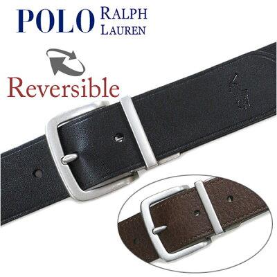 57405c6f1c3bb ベルト メンズ ブランド ポロ ラルフローレン POLO RALPH LAUREN  ベルトメンズベルト リバーシブル(
