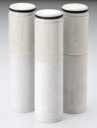 TOCLAS トクラス 送料無料【あす楽】トクラス 浄水カートリッジJCSA1(3個入り)浄水器内臓シャワー混合水栓用(旧 ヤマハ)