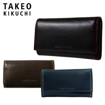 タケオキクチ キーケース メンズ ソフトアンティークシリーズ 506533 TAKEO KIKUCHI [PO5][bef][即日発送]