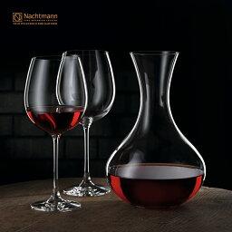 ナハトマン 【ナハトマン公式】<ヴィヴェンディ プレミアム> デカンタセット(3個入)98057【ラッピング無料】Nachtmann ワイングラス デキャンタ