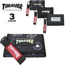 【公式】 スラッシャー ウォレット 財布 THRASHER WALLET メンズ レディース ユニセックス 全3色