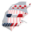 ジャンボ傘 【AIR OFESS】エアーオフェス 飛行機型 折り畳み傘 フラッグ ジェット機アンブレラ