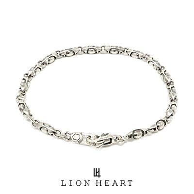 ライオンハート HOWL スモールファングドブレスレット 01BR0011SV LION HEART ハウル メンズ シルバー ブレスレット ライオンハートブレス [LH]