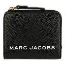 マークジェイコブス 二つ折り財布(メンズ) マークジェイコブス MARC JACOBS 二つ折り財布 メンズ レディース m0017140-001