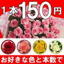 60本の赤いバラ バラの花束 20本 3980円 100本まで本数指定可能選べる4色 赤 ピンク 黄色 白 誕生日 記念日 お祝い 結婚記念日 送別会 30本 40本 還暦60本にも対応 送料無料 かすみ草追加もOK