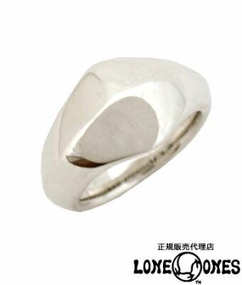 送料無料 シルバー925 リング 指輪 / LONE ONES ロンワンズ/ ラージシルクリング 【 エルワン カムホート ベル 鈴 指輪 メンズ レディース リング おしゃれ 】