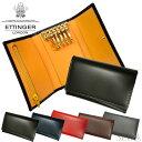 エッティンガー ETTINGER エッティンガー (7)BH2095JR 6連キーケース 背面ポケット付BLACK ブラック NAVY ネイビー BRIDLE KEY CASE ブライドルハイドコレクション メンズ ギフト (CPT)