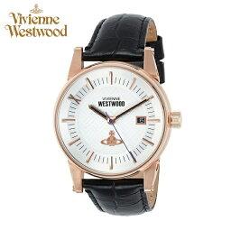ヴィヴィアンウエストウッド ヴィヴィアンウエストウッド Vivienne Westwood時計 腕時計 メンズ レザー VV065SWHBK プレゼント