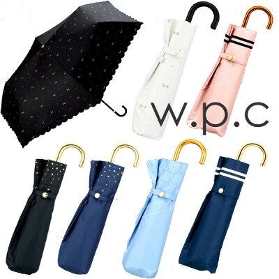 折りたたみ傘 日傘 wpc w.p.c 折りたたみ 晴雨兼用 mini レディース【PS】