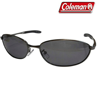 1ef7c4d37b4db5 人気モデル Coleman コールマン CO3008-1 偏光レンズ採用 サングラス 紫外線&