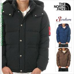 ノースフェイス ノースフェイス ダウン ジャケット メンズ THE NORTH FACE キャンプ シェラ ダウン ダウンジャケット 防寒ジャケット 大きいサイズ 山登り アウトドア ファッション