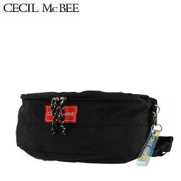 セシルマクビー セシルマクビー ボディバッグ ビス レディース メンズ 88020 CECIL McBEE   ウェストポーチ ナイロン[PO5][bef]