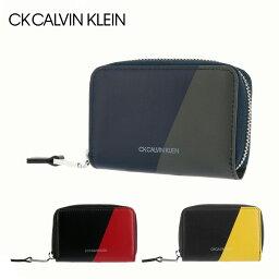 カルバンクライン キーケース(メンズ) シーケー カルバンクライン キーケース メンズ アンディ 827604 CK CALVIN KLEIN スマートキーケース キーリング付き 本革 レザー [PO5][bef]