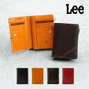 Lee 二つ折り財布 メンズ 320-01771 リー | イタリアンレザー 牛革 レザー[PO10][bef][即日発送]
