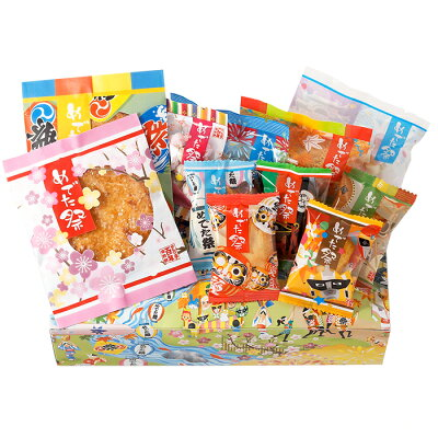 日本の祭 めでた祭 18袋入り