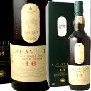 ラガヴーリン ウイスキー ラガヴーリン16年 43度 700ml【箱入り】(ラガブーリン)【RCP】 02P01Oct16