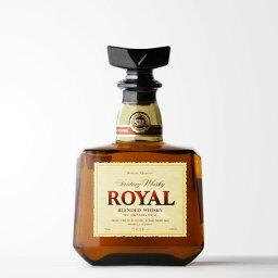 サントリー 角瓶 ウイスキー サントリー 「ローヤル」 角瓶 43度700ml 【RCP】