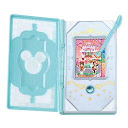 携帯電話 ディズニーマジックキャッスル 魔法のタッチ手帳 ドリームパスポート シャイニーミント ディズニーおもちゃ 誕生日 プレゼント 女の子 プレゼント バンダイ
