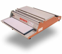 ボネコ ラップ包装が簡単な包装機業務用のパック機械三興電機パッカー 業務用ラップ簡易包装器 食品包装器フラットタイプ SA-11