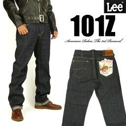 リー Lee リー メンズ ジーンズ 101Z ストレート ワンウォッシュ Lee RIDERS AMERICAN RIDERS 日本製 LM5101-500