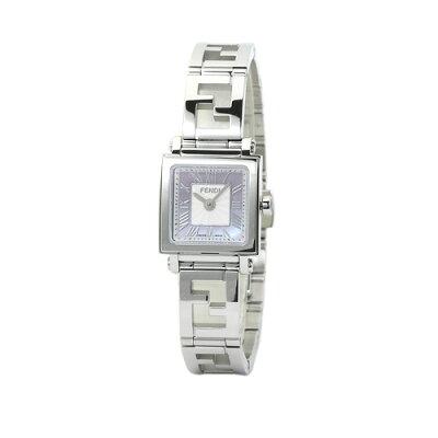 フェンディ FENDI クアドロ ミニ レディース F605027500 ピンクシェル 時計/ウォッチ