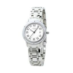 エルメス クリッパー 腕時計(レディース) あす楽対象外商品 エルメス クリッパー 28mm レディース CP1.310.220/4966 (035342WW00):ホワイト 時計/ウォッチ